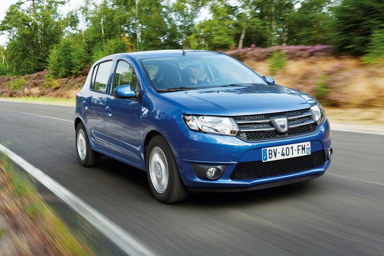 ¿Qué Dacia Sandero te interesa comprar?