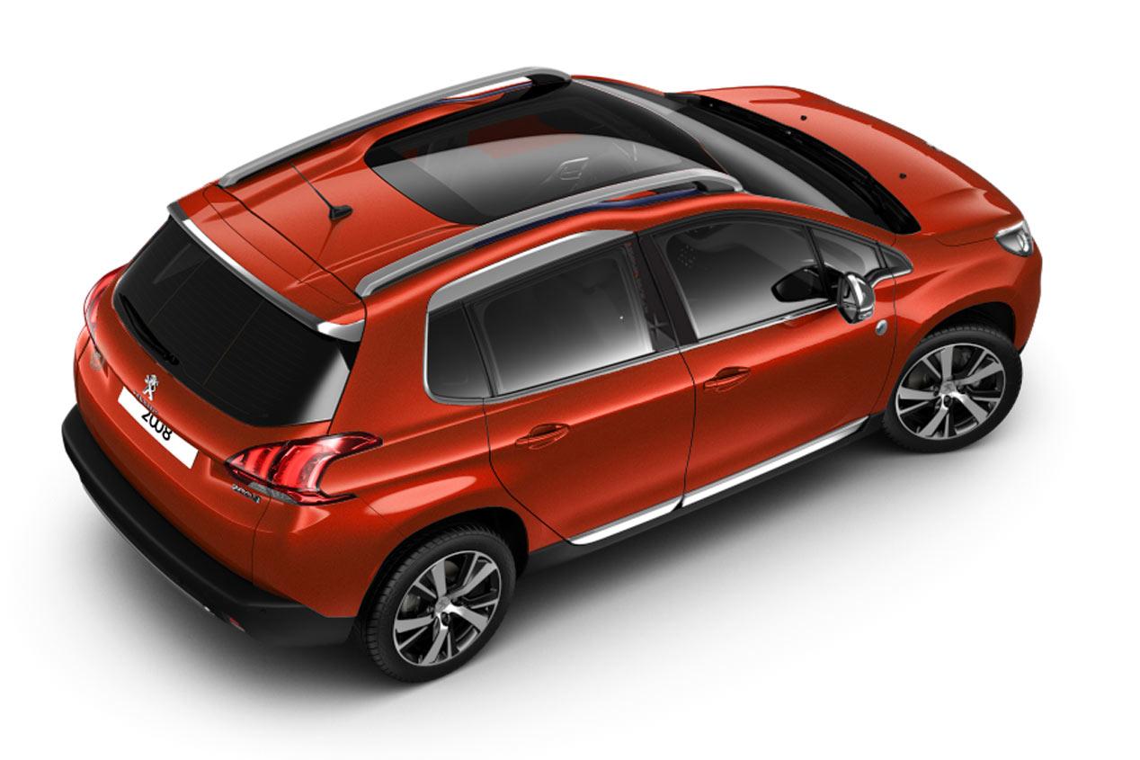 Peugeot 2008 Crossway, más tecnología desde 18.000 euros