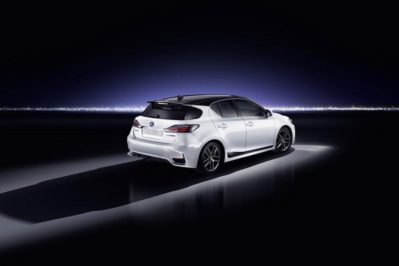 Lexus CT 200h Fuji, apuesta por la personalización