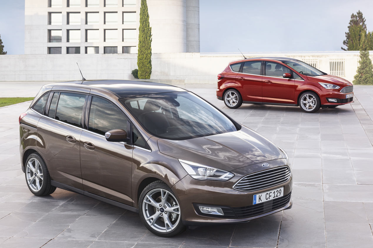 Gama Ford C-MAX
