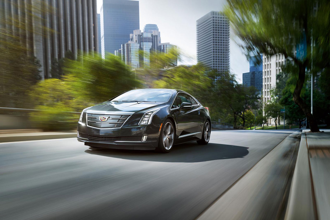 Cadillac ELR 2016, coupé eléctrico de autonomía extendida