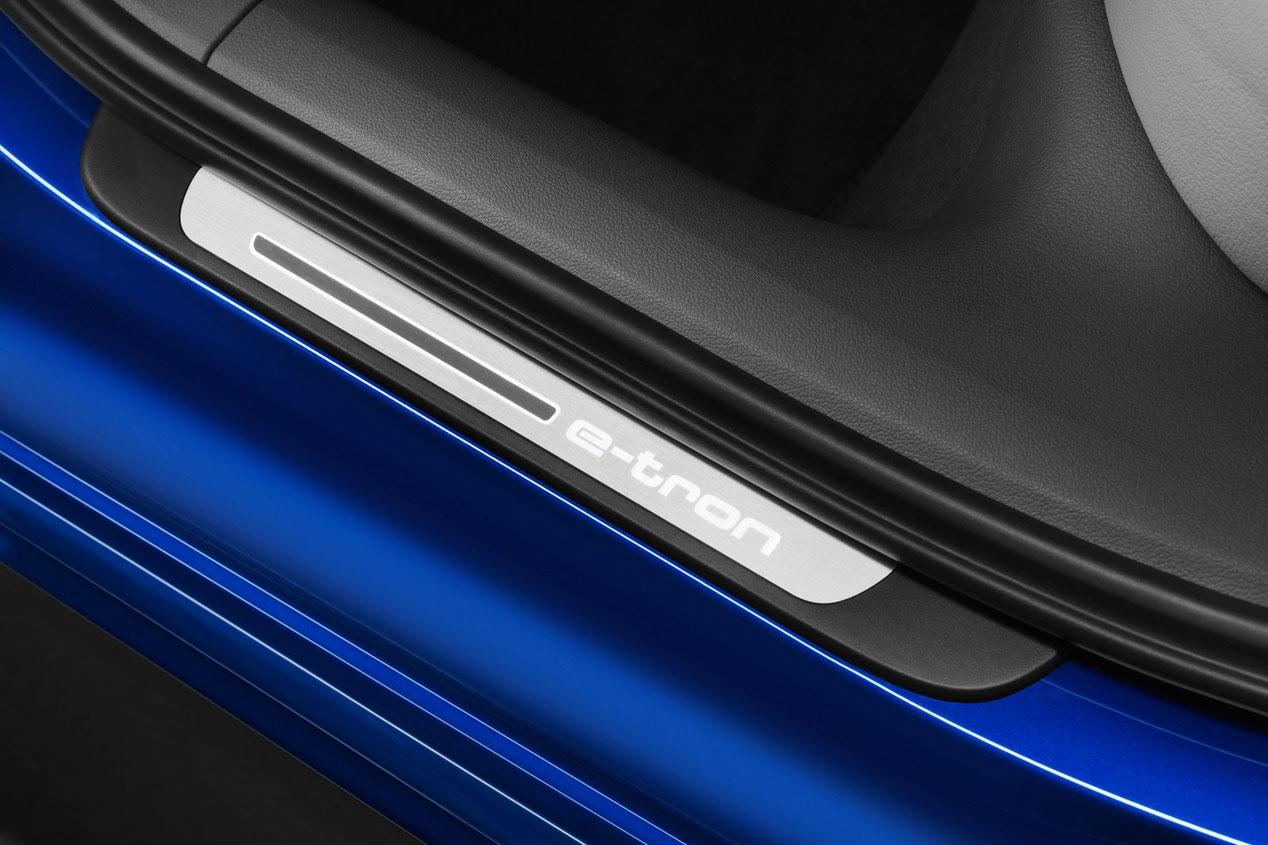 Audi A6L e-tron, lujo híbrido de 2,2 l/100 km
