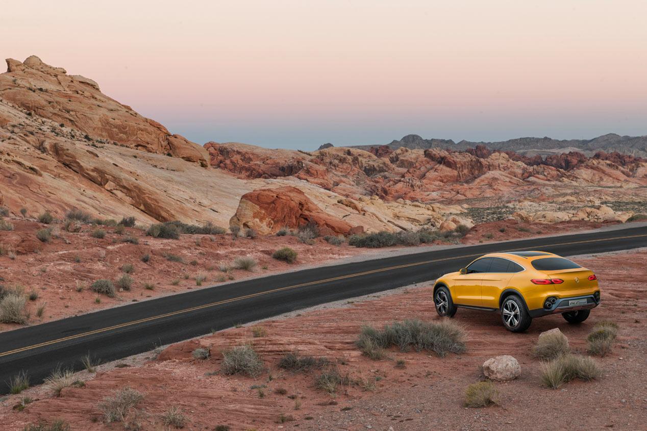 Mercedes GLC Coupé, la fiebre SUV continúa