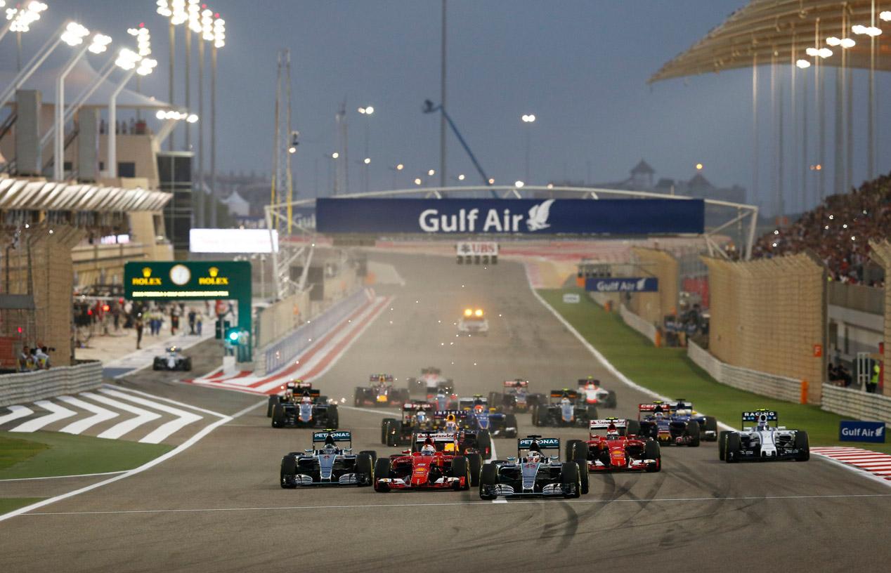 GP Baréin 2015: la carrera