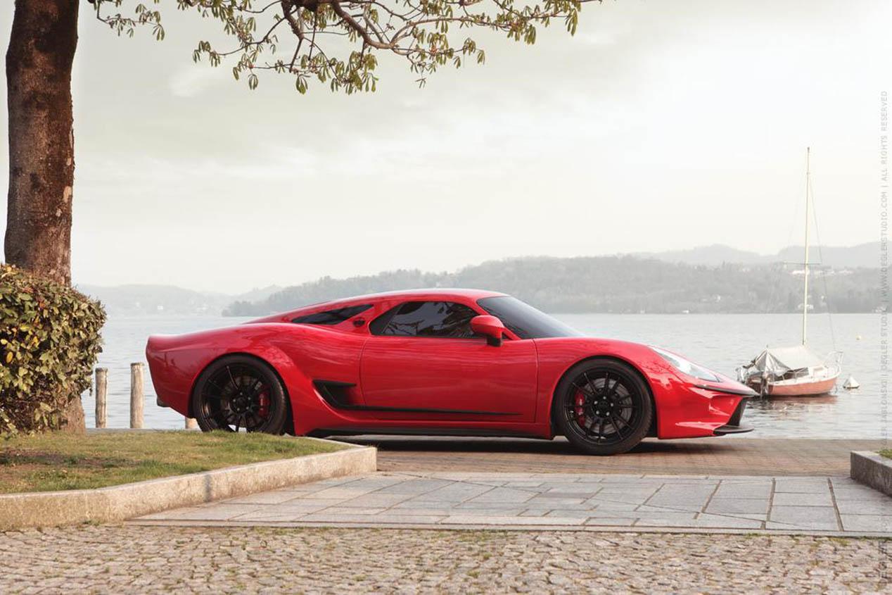 ATS 2.500 GT