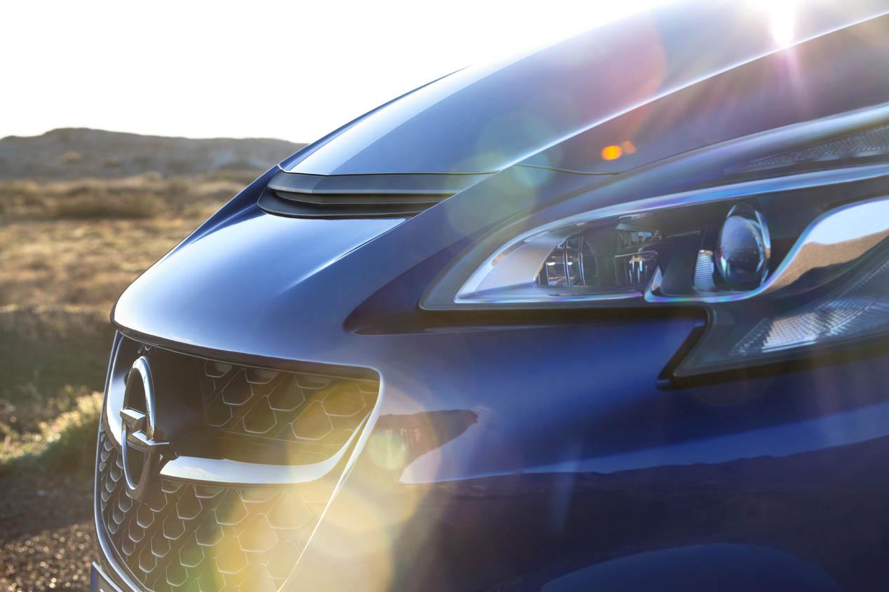 Contacto: Opel Corsa OPC, utilitario de circuito
