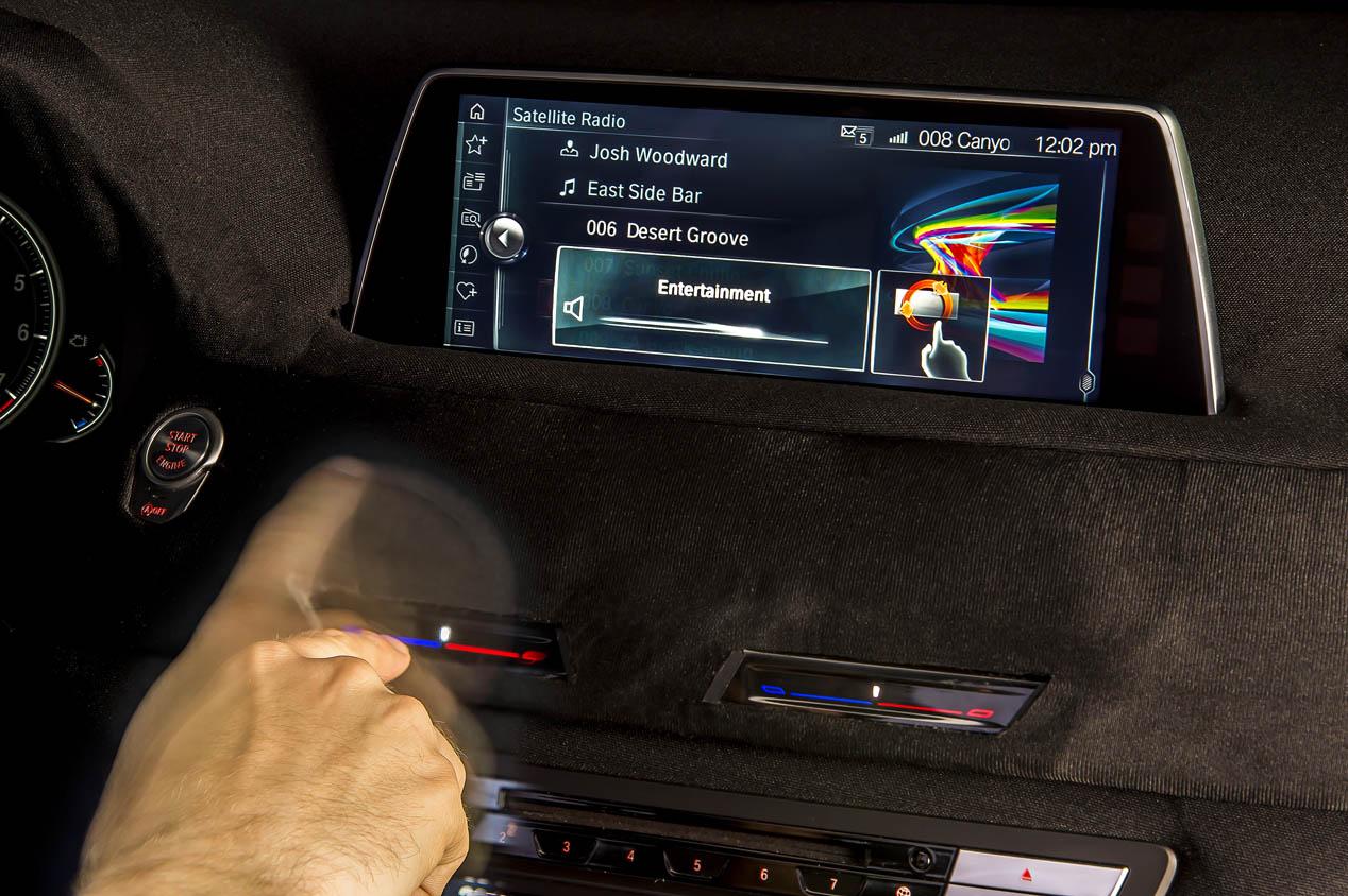 Contacto: BMW 740 Li, en desarrollo