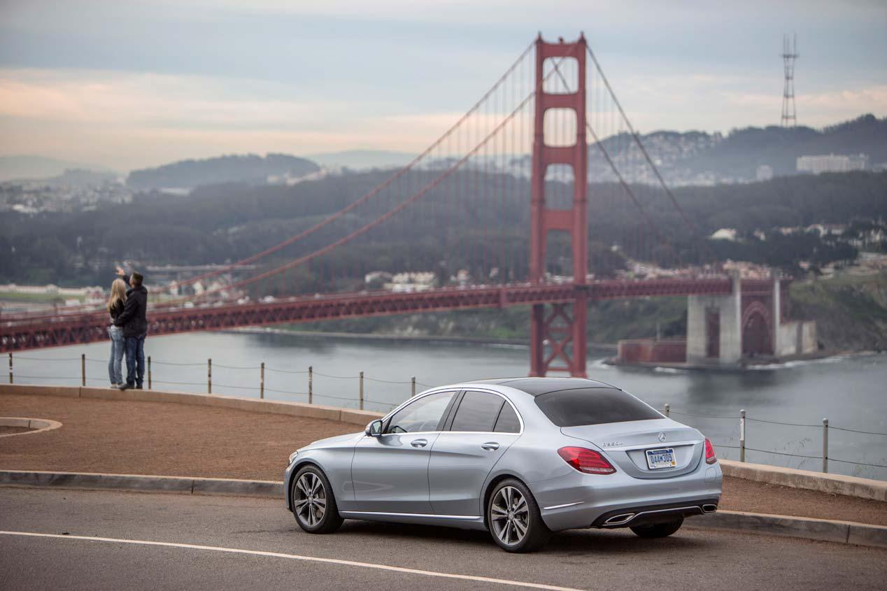 Mercedes Clase C 2015, nuevos motores