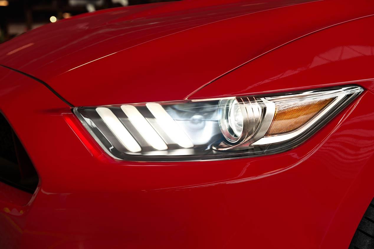 Ford Mustang y sus prestaciones para Europa