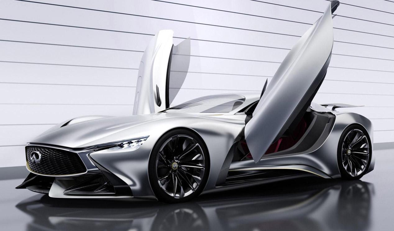 Infiniti Vision GT Concept, de carne y hueso
