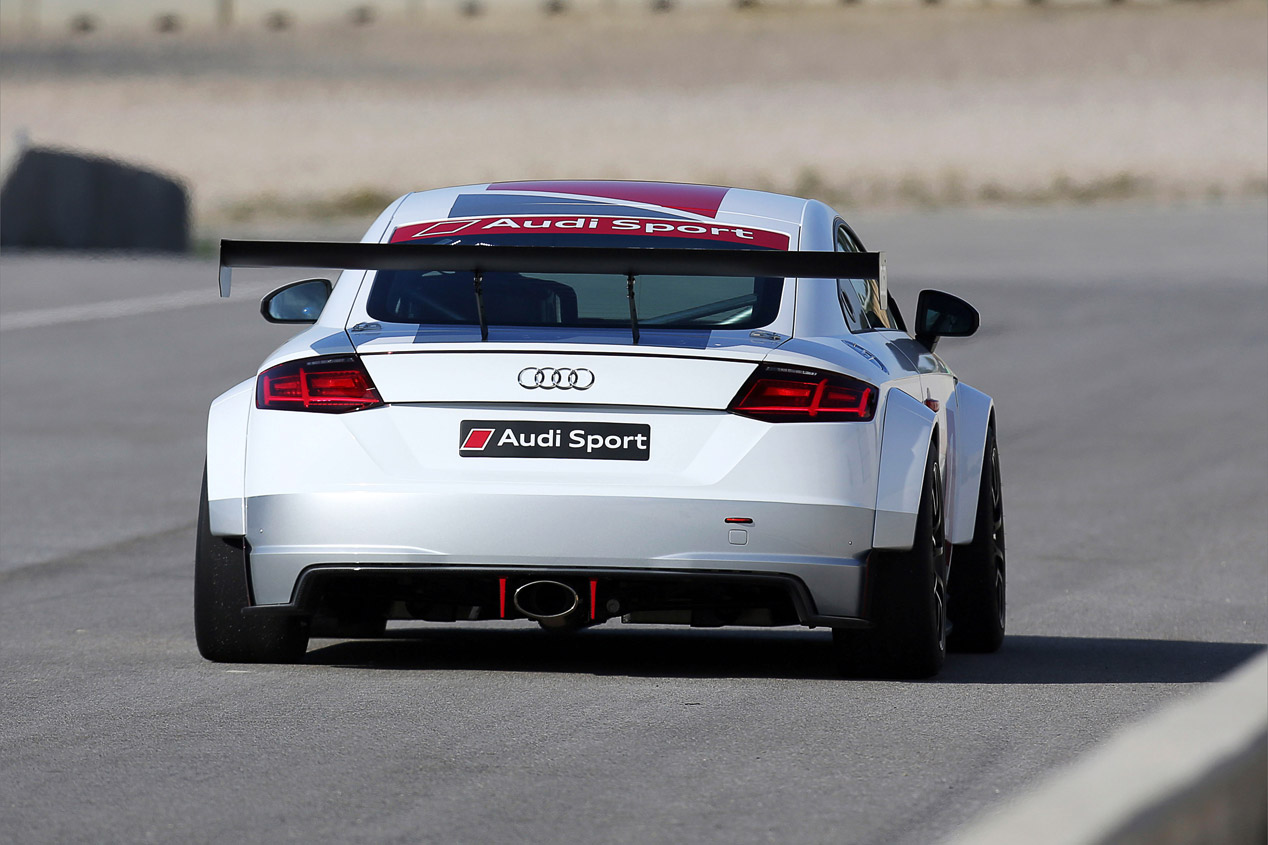 Comienza la Audi Sport TT Cup