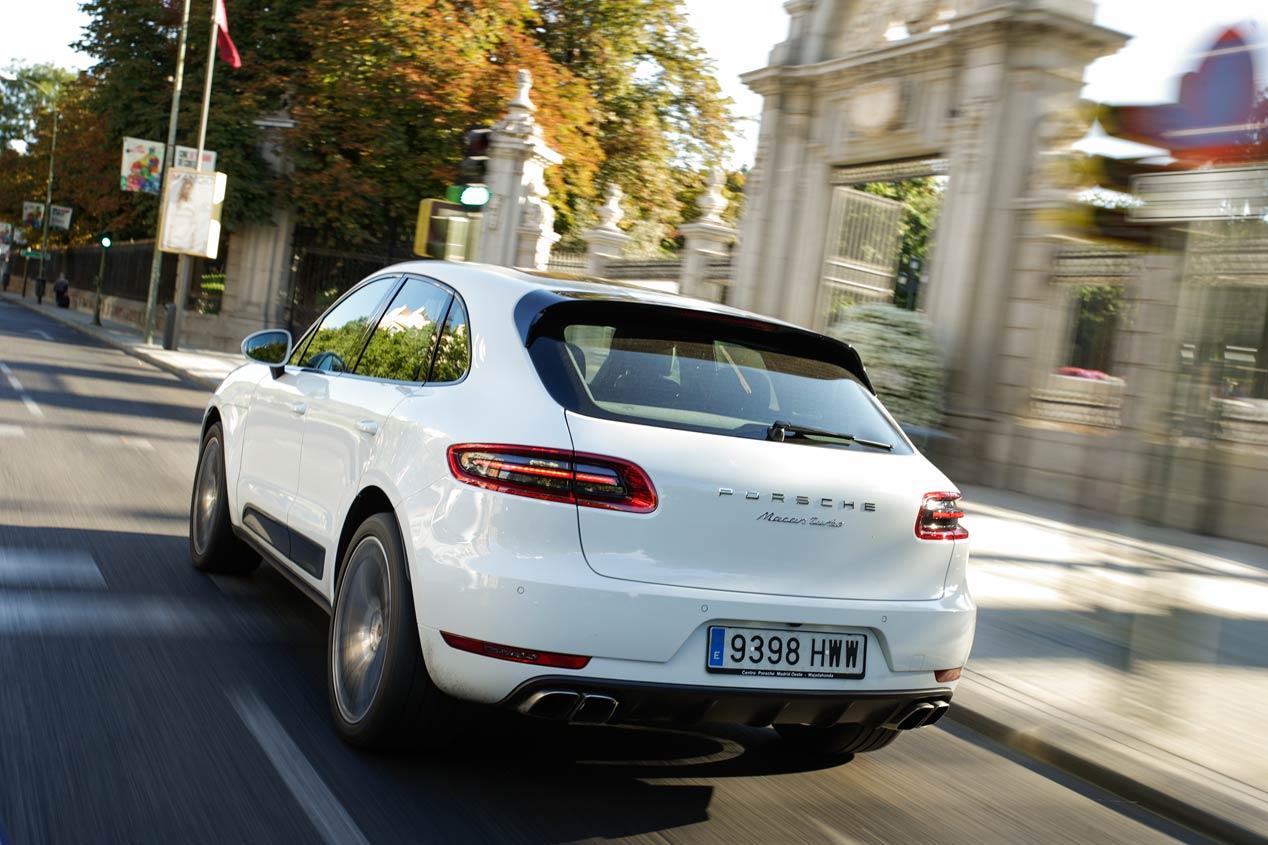 Prueba: Porsche Macan Turbo, lo mejor de tres mundos