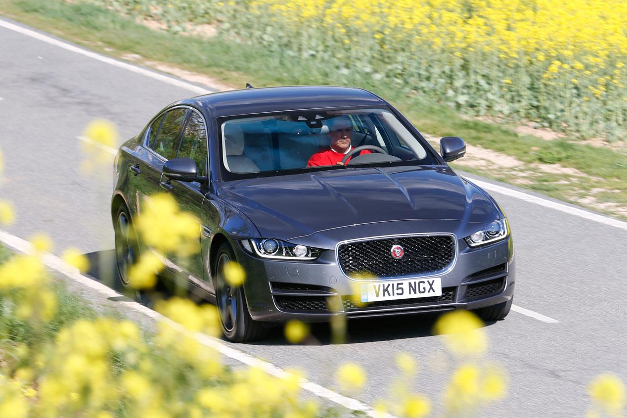 Contacto: Jaguar XE, un turbo que valen 240 caballos