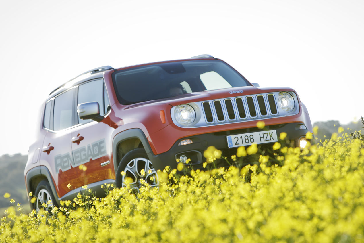 Prueba: Jeep Renegade 1.6 Multijet 4x2, la caja mágica