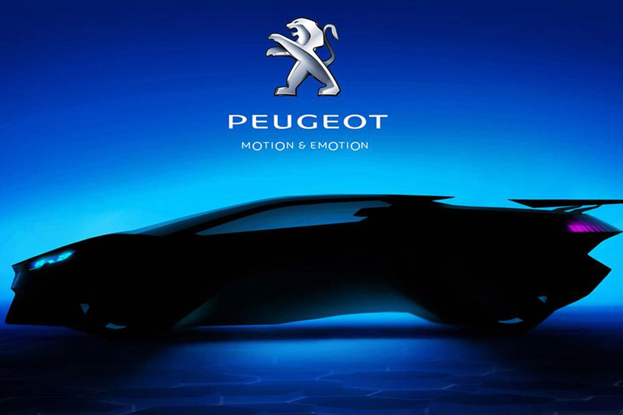 Peugeot y su bestia deportiva para Gran Turismo 6