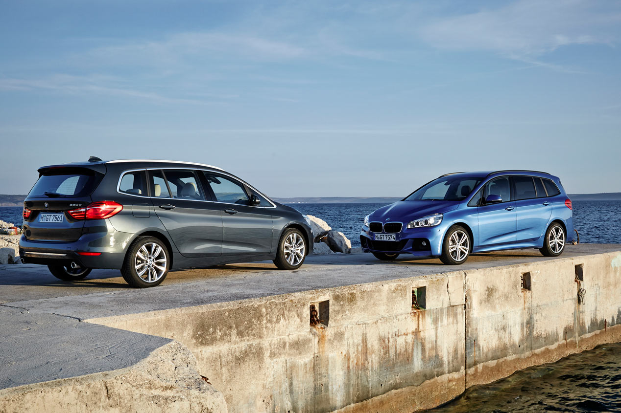 Contacto: BMW Serie 2 Gran Tourer, hermano mayor