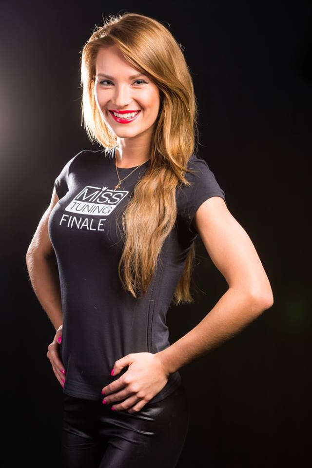 Miss Tuning 2015-2016: fotos de la ganadora y de las finalistas