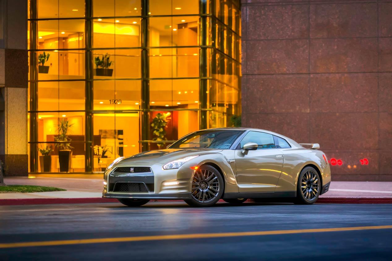 Nissan GT-R 45 Aniversario