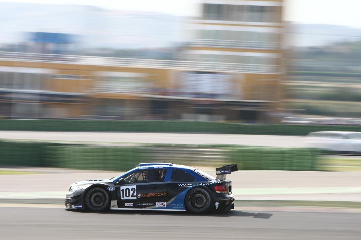Campeonato de España de Resistencia y GT en Valencia