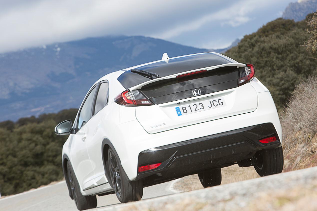 Prueba: Honda Civic 1.6 i-DTEC Sport, latidos deportivos