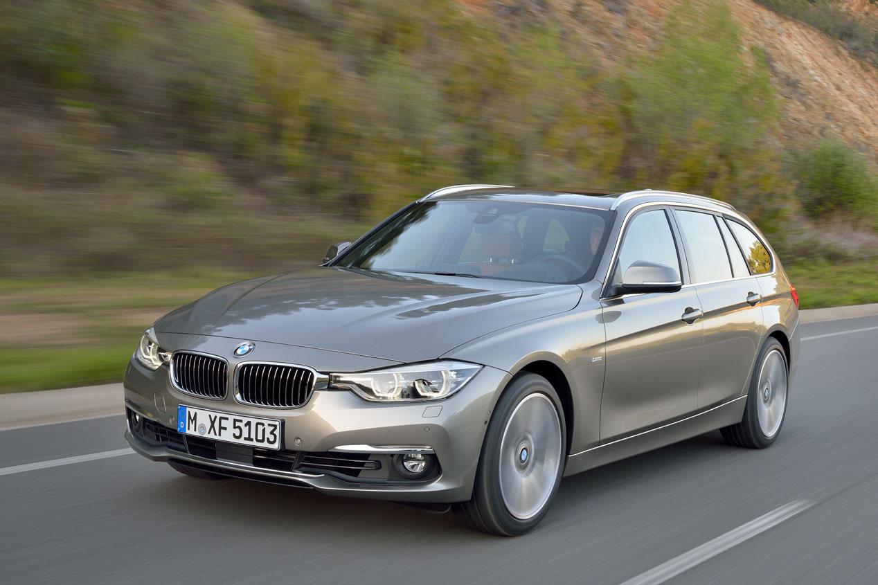 BMW Serie 3 2015, tecnología y eficiencia por bandera