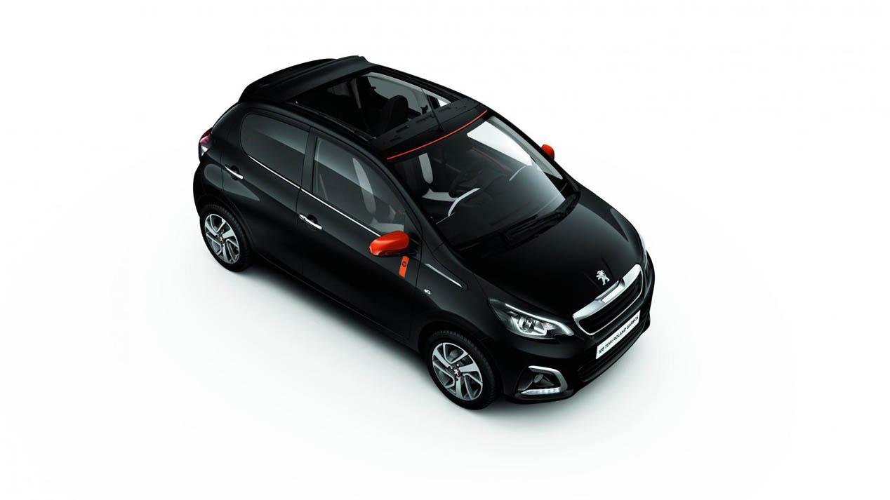 Peugeot 108 Roland Garros