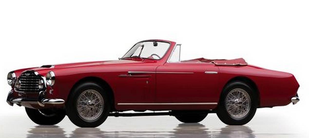 La subasta de coches clásicos más cara de la historia