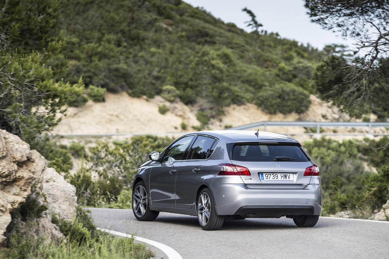 Peugeot 308 Diesel 1.6 BlueHDi de 100 CV
