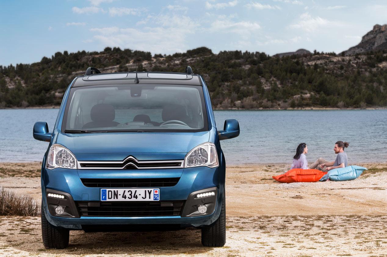 Contacto: Citroën Berlingo 2015, modernizado
