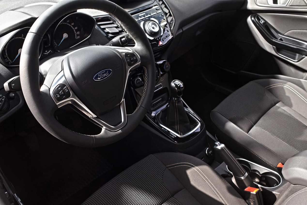 Novedades en la gama Ford Fiesta