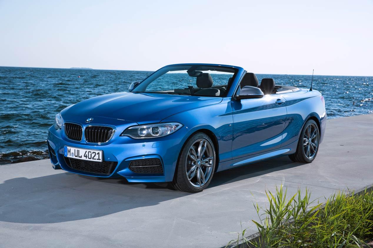 BMW Serie 2: nuevos motores mucho más equipamiento
