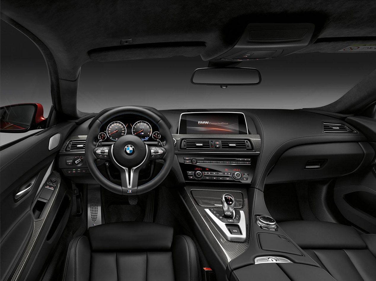 BMW M6 Competition Package 2015