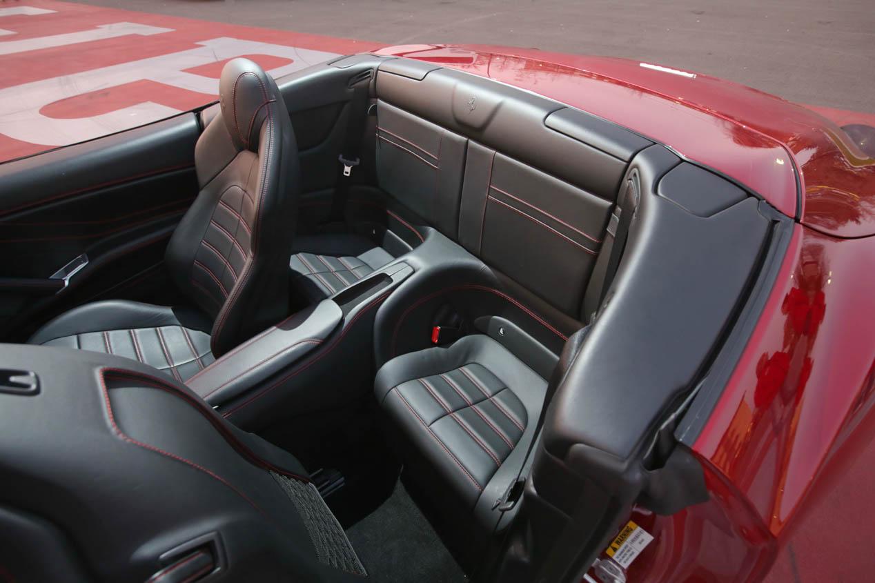 Prueba: Ferrari California T