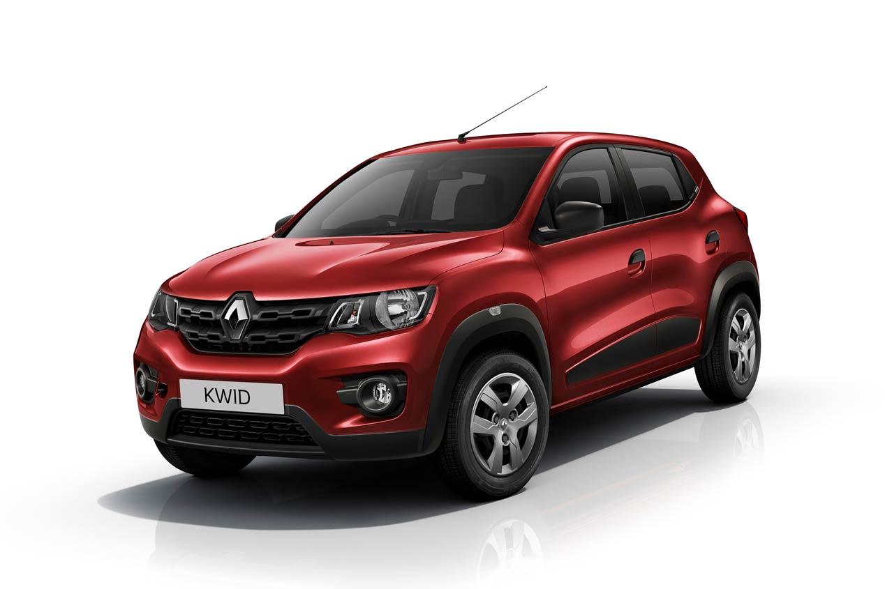 Renault KWID, el nuevo mini SUV urbano de bajo coste