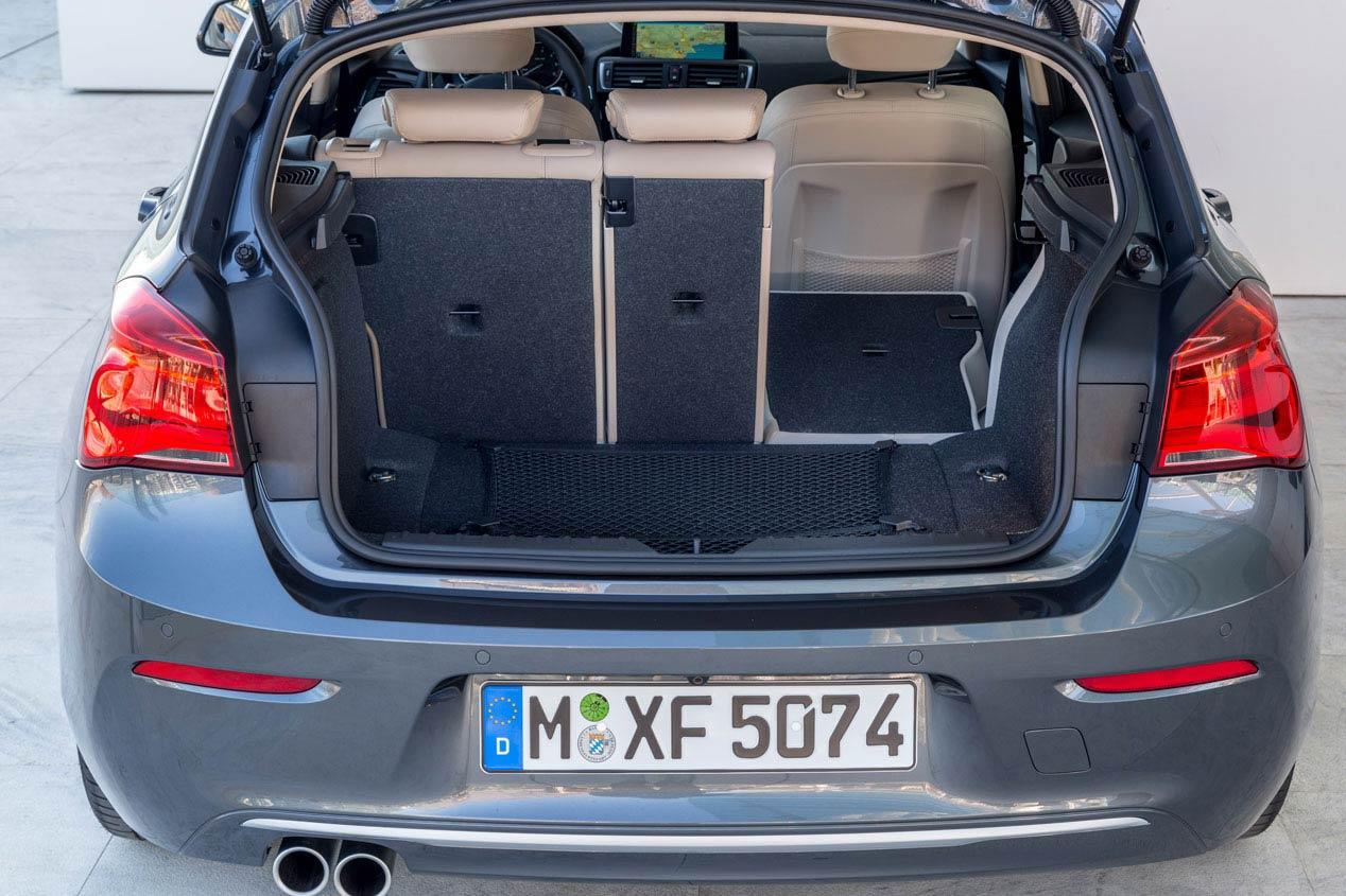 nuevo BMW Serie 1 Autopista te invita a probarlo