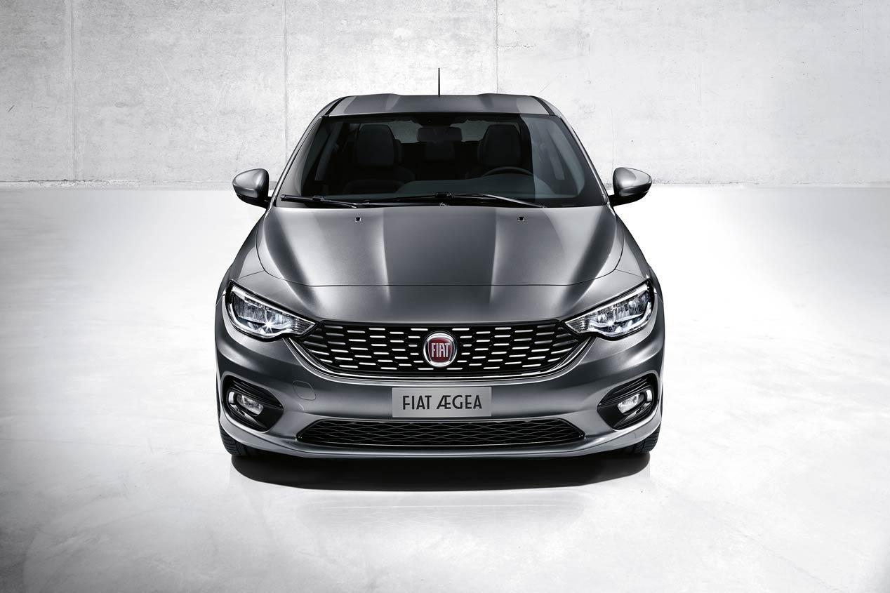 Fiat Aegea, el nuevo sedán que sustituye al Linea