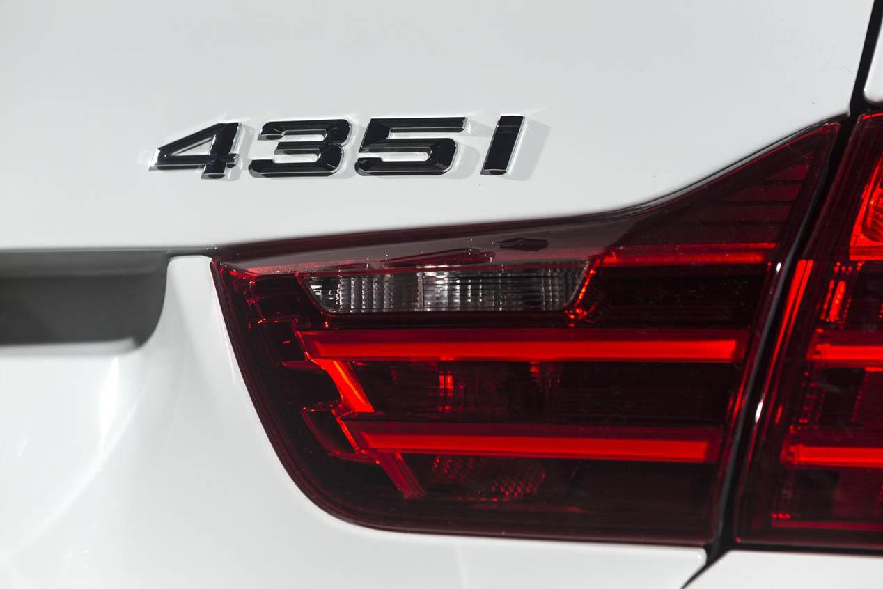 BMW Serie 4 Coupé 435i ZHP