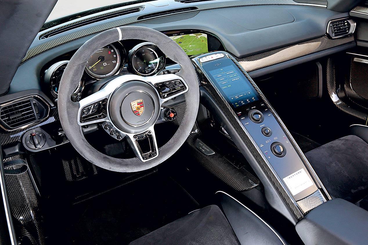 galer a bugatti veyron ferrari laferrari porsche 918 spyder comparativa a. Black Bedroom Furniture Sets. Home Design Ideas