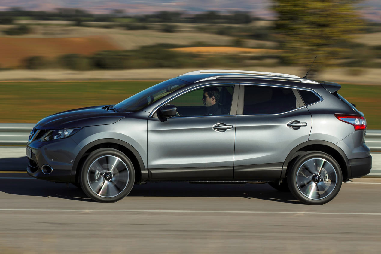 Los rivales del Renault Kadjar, en código SUV