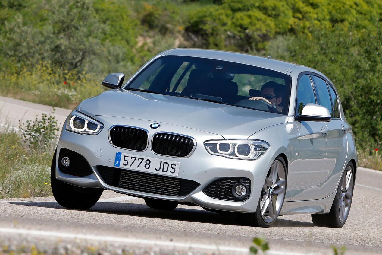 Prueba: BMW 116d 5p M Sport, tricilíndrico con aire de deportivo