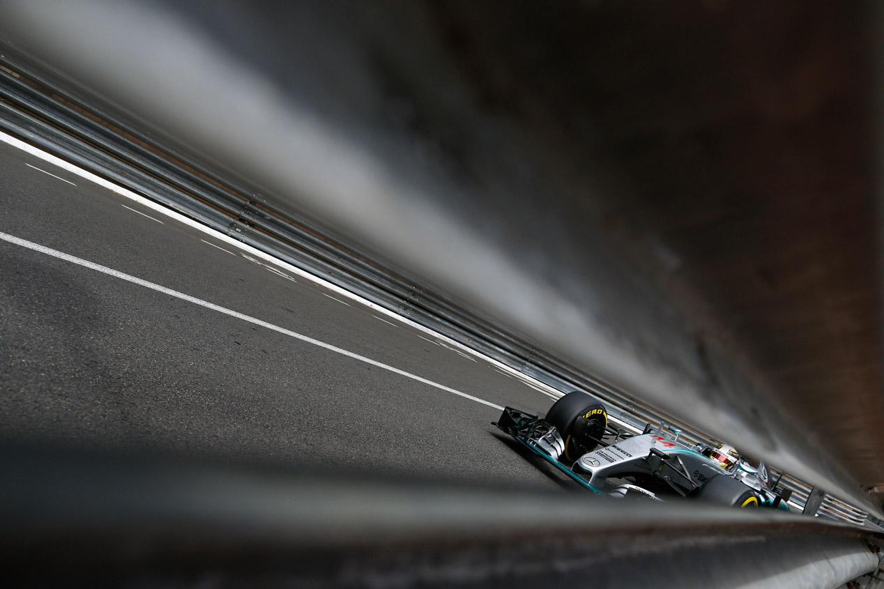 GP Mónaco 2015: la carrera