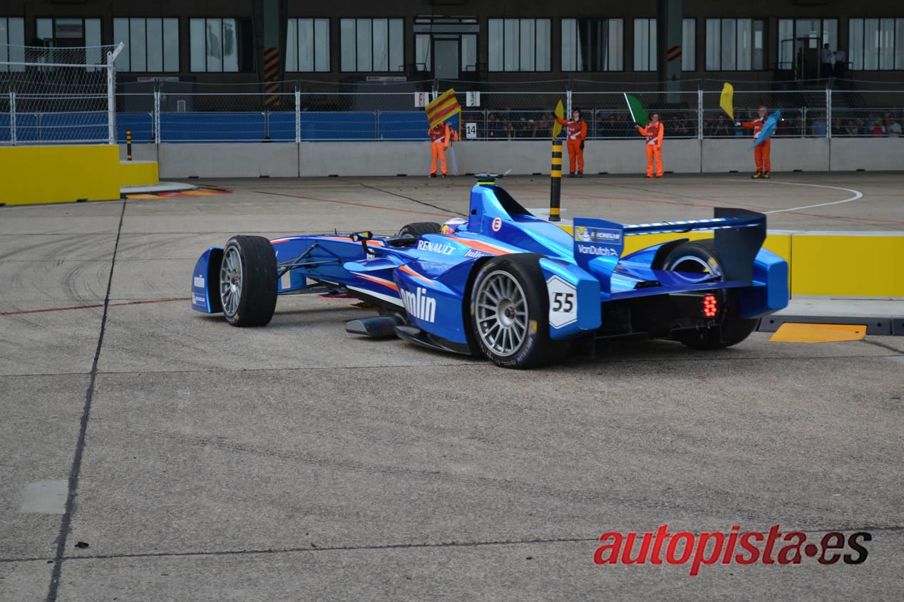La Fórmula E a su paso por Berlín