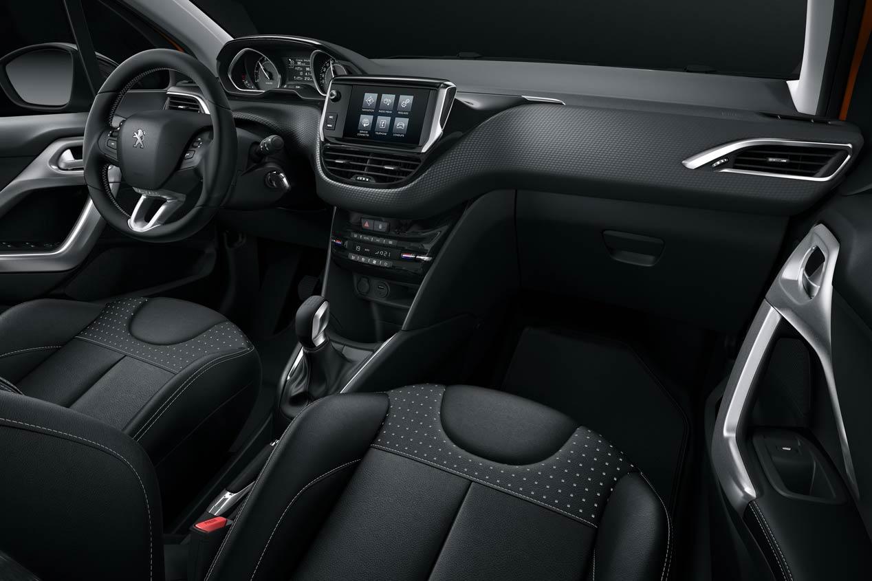 Contacto: Peugeot 208 2015, más agresivo y moderno