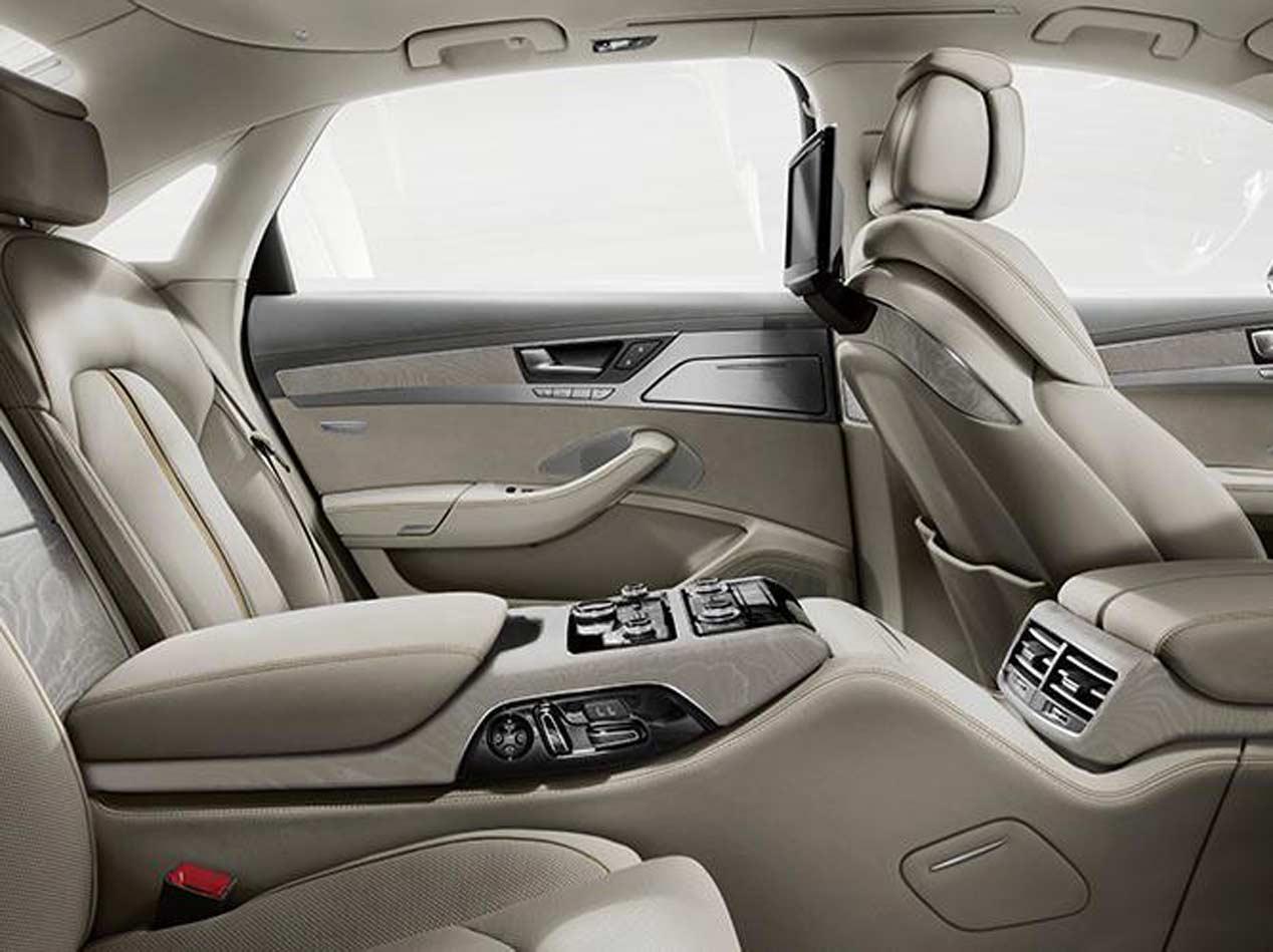 Audi A8 L Chauffeur Special Edition, el lujo más exótico