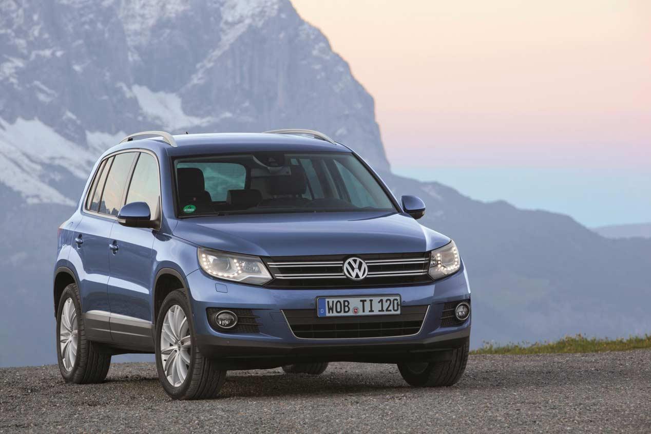 VW Tiguan 2.0 TDI, ahora más potente y con más equipamiento