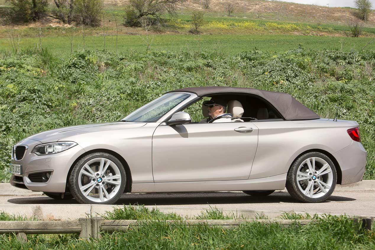 Prueba: BMW 220d Cabrio 190