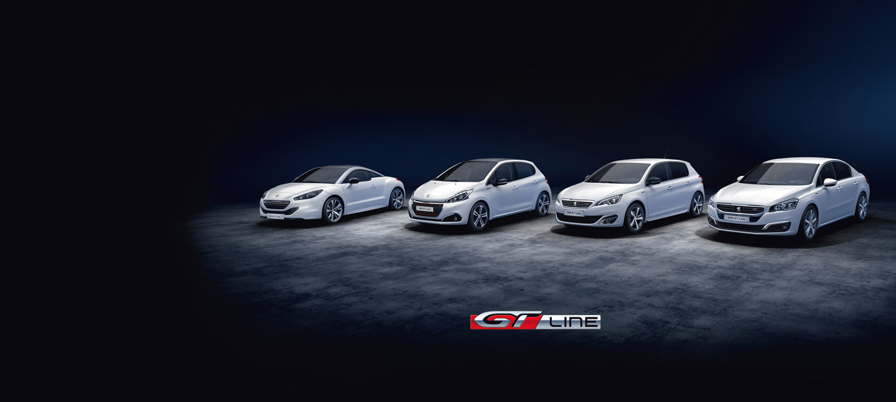 Peugeot GT Line, la familia crece