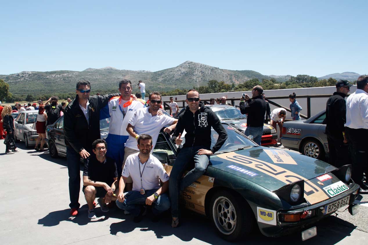 24 Horas de Ascari: transformate en piloto por un día