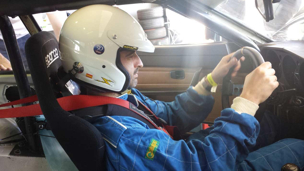 24 Horas de Ascari: piloto por un día