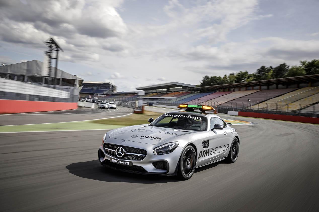 Mercedes-AMG GT S, de la Fórmula 1 al DTM